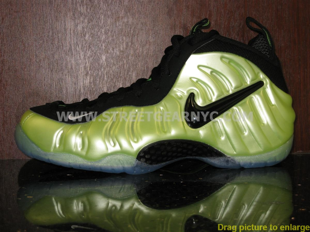 best service 89490 2aef4 NIKE AIR FOAMPOSITE PRO - ELECTRIC GREEN (MARCH 2011)   Page 67 ...